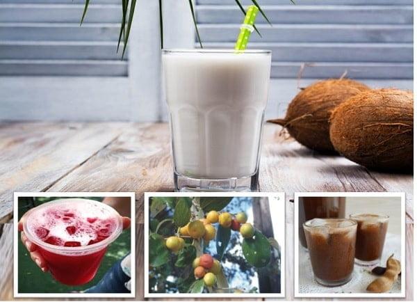 bebidas tipicas de la region insular