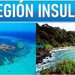 region insular de colombia