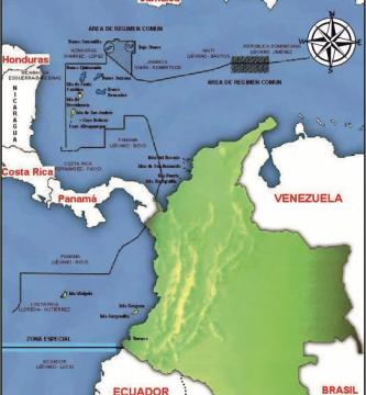 Limites de Colombia