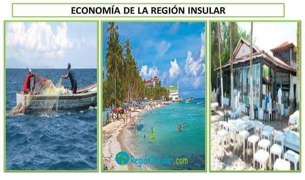 actividades de la region insular