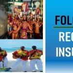 folclor de la region insular