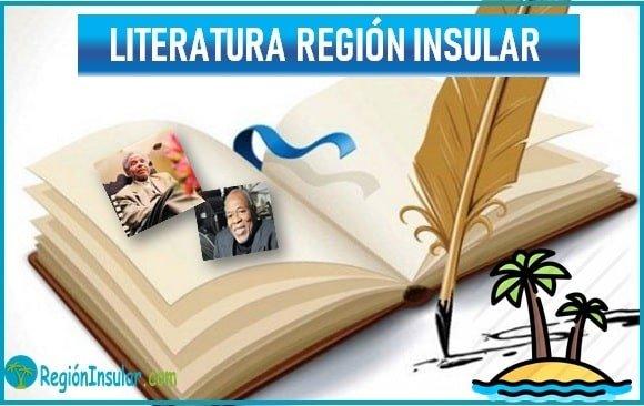 literatura de la region insular colombiana