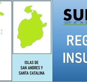 Tipos de suelo de la region Insular