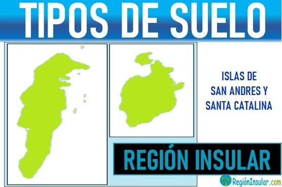 Suelo de la region Insular de Colombia