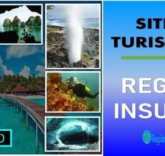 Sitios tursticos de la region insular de mas importancia
