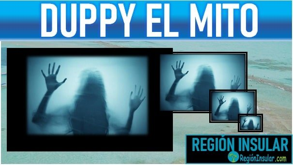 Relato de Duppy mito de la region insular